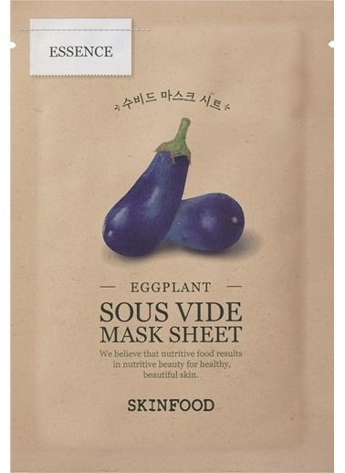 Skinfood Eggplant Sous Vide Mask Sheet Renksiz